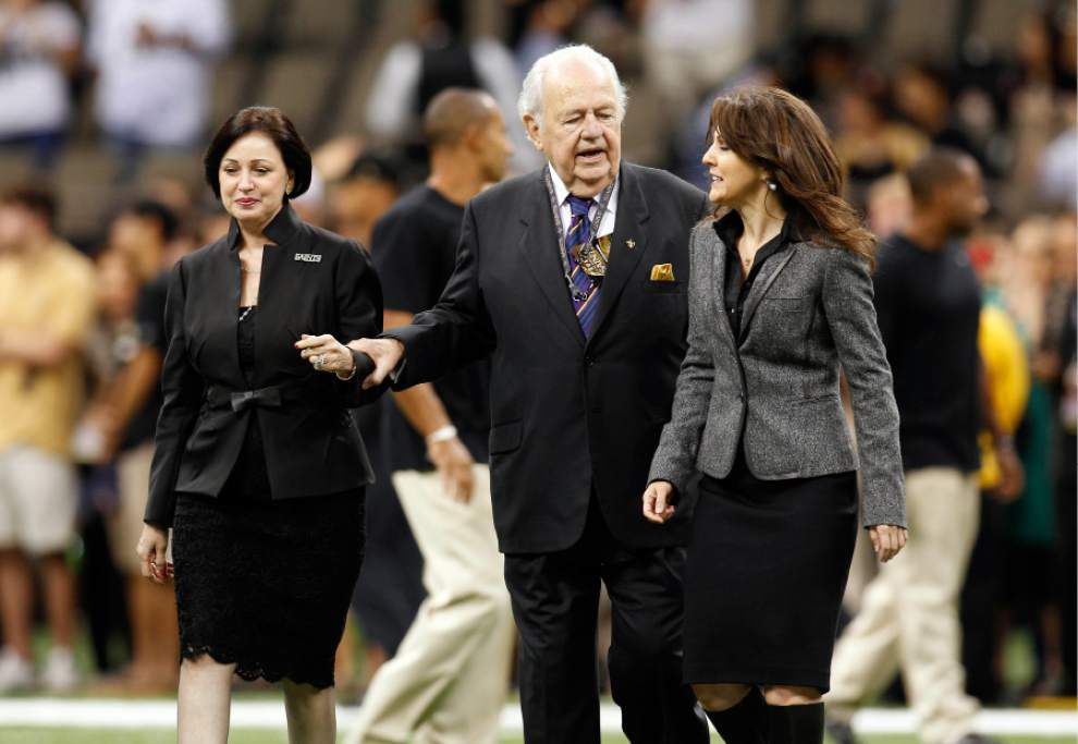 Benson family power struggle laid bare in lawsuit over Saints owner's mental competence _lowres