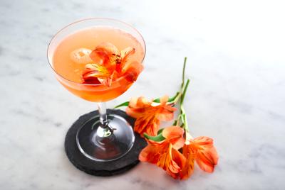 Claret cocktail