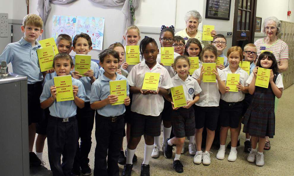 Tangipahoa group presents Dictionary Project books _lowres