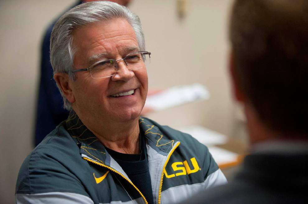 LSU's Jim Hawthorne talks 'Louisiana Hayride,' his favorite memories and his future in the booth _lowres