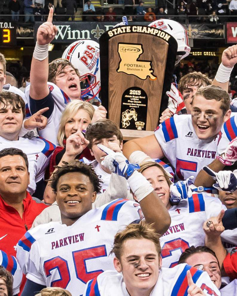 Photos: St. Thomas More falls to Parkview Baptist in Division II championship game _lowres