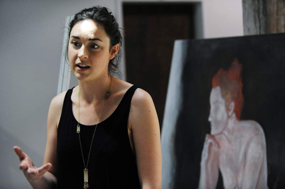 Lafayette artists to display nudes in support of artist asked last month to remove her nude self-portraits _lowres