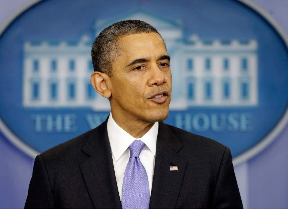 Obama ponders limiting NSA access to phone records _lowres