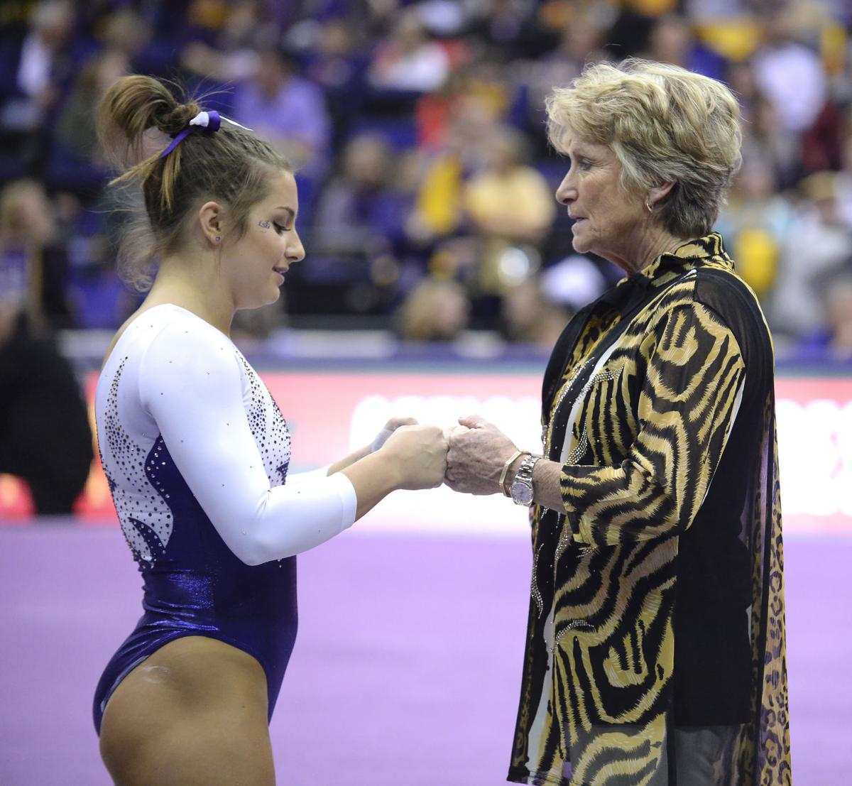 With an eye on program's first national title, LSU ...