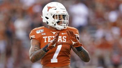 Texas safety Brandon Jones