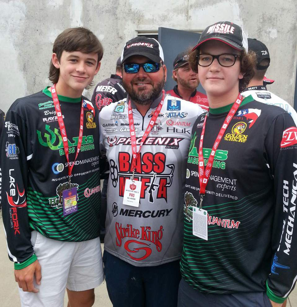 Greg Hackney 10th at Toyota Texas Bass Classic, but still leads Angler of the Year standings _lowres