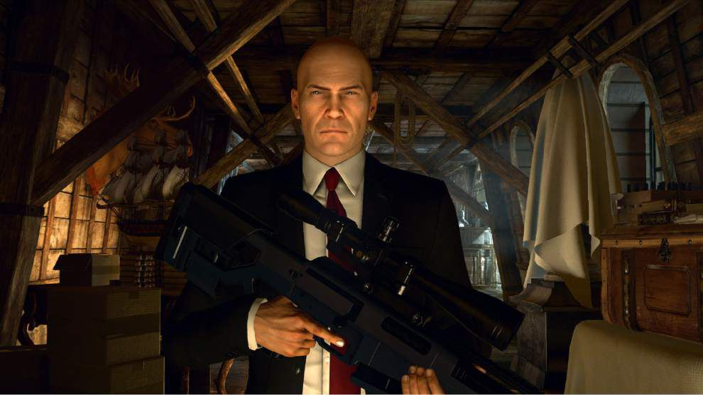 Review: 'Hitman' goes to Paris in first part of a yearlong epic _lowres
