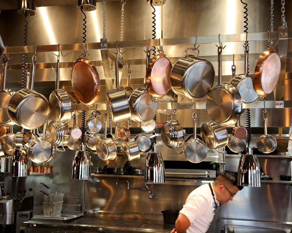 Dining Notes: New Marigny restaurant stays low-key in high style _lowres