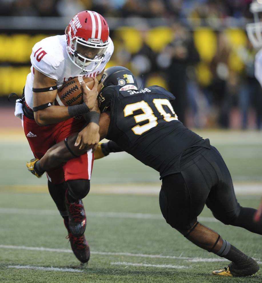 Photos: Appalachian State Routes the Ragin' Cajuns 28-7 _lowres