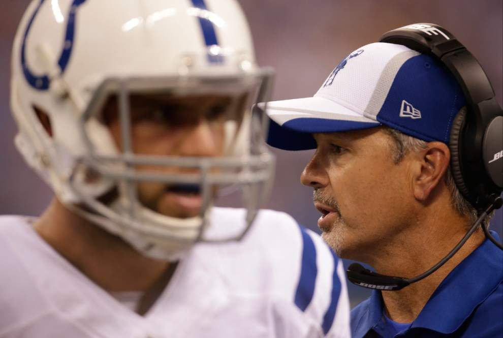 Podcast: Previewing the New Orleans Saints at Indianapolis Colts preseason game on Saturday _lowres
