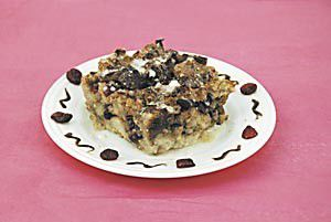 Guilt-Free Indulgence- N'AWLINS SWERVE BREAD PUDDING RECIPE_lowres