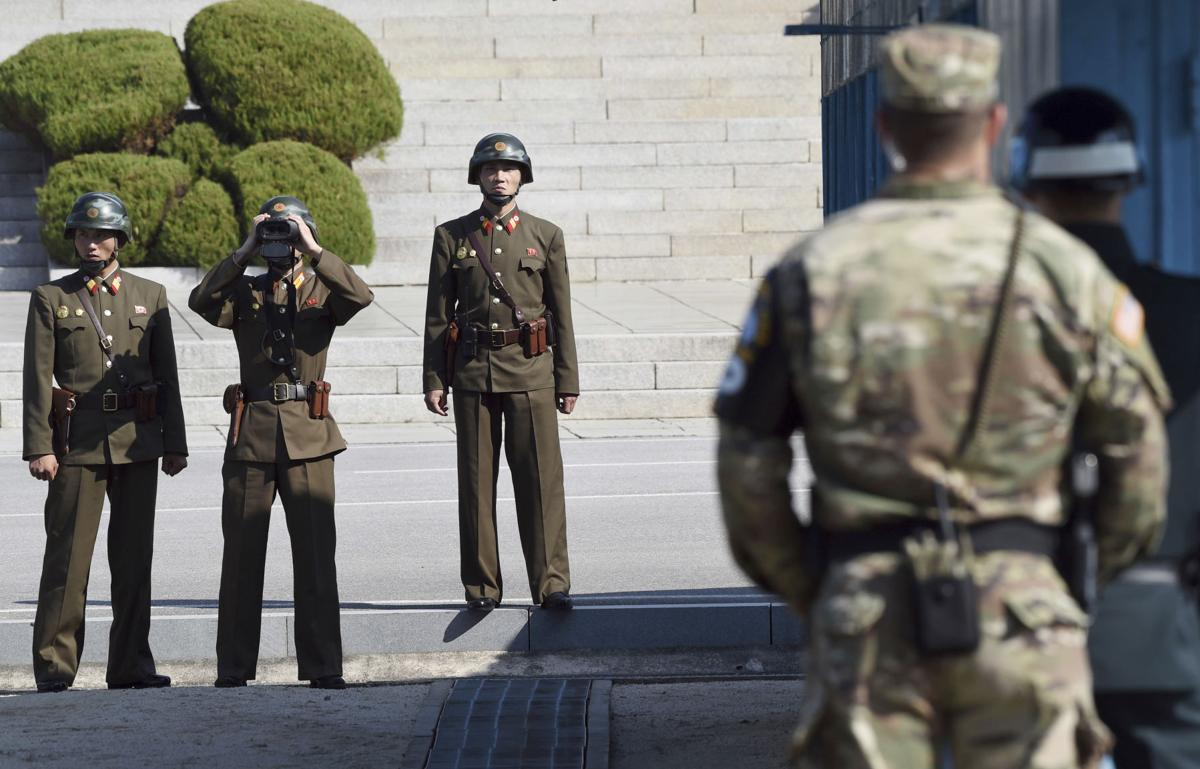 South Korea Mattis North Korea