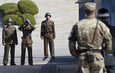 South Korea Mattis North Korea