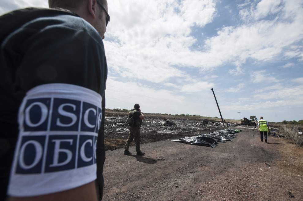 U.S. working on case against Russia on downed plane _lowres