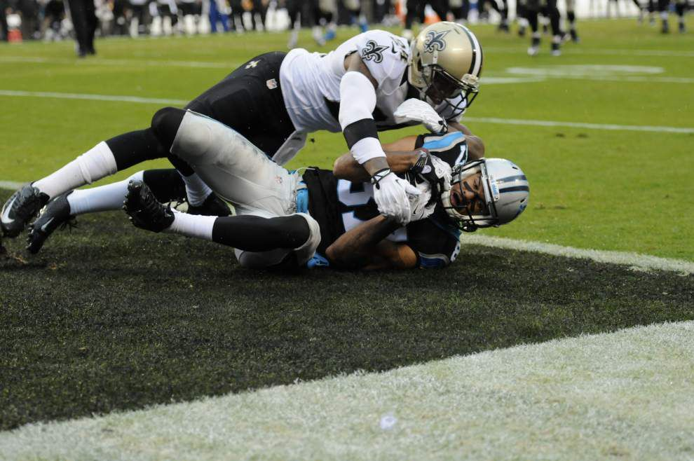 """Video: Lofton says Panthers loss leaves him """"sick to his stomach"""" _lowres"""
