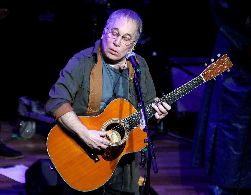 Photos: Paul Simon, John Boutte, others perform at Allen Toussaint tribute concert _lowres