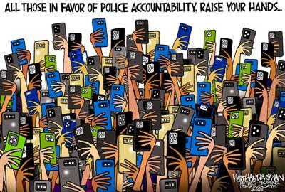 Walt Handelsman: Police Accountability