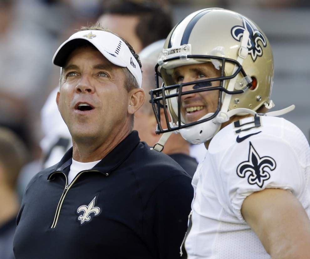 Ted Lewis: New Orleans Saints coach Sean Payton's decision shows loyalty to community, fans _lowres