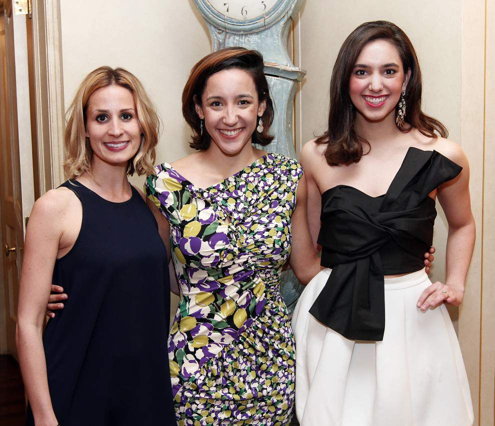 Nell Nolan: WYES Downton farewell, N.O. Ballet Theater soiree, London in New Orleans _lowres
