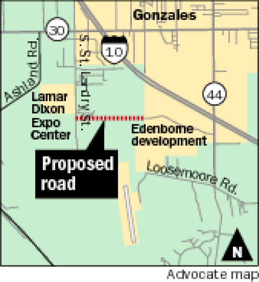 State Bond Commission OKs funding for secondary access route to Lamar-Dixon Expo Center in Ascension _lowres