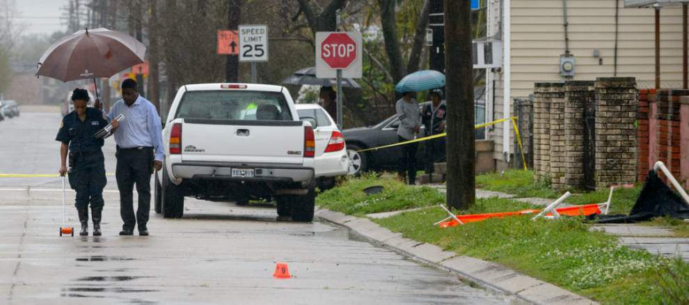 Man killed Friday morning in Gentilly; two children found unharmed _lowres