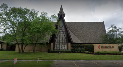 Broadmoor United Methodist Church -  google maps