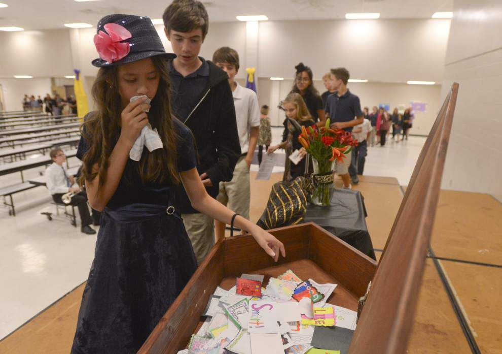 Students bid farewell to overused words _lowres