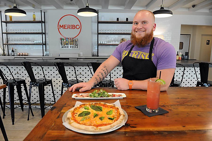 Review Wood Fired Pizza And Italian Fare At Meribo In Covington