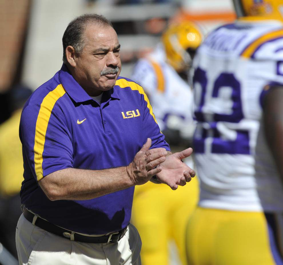 Rabalais: With a phone call, John Chavis took the wrong way out of LSU _lowres