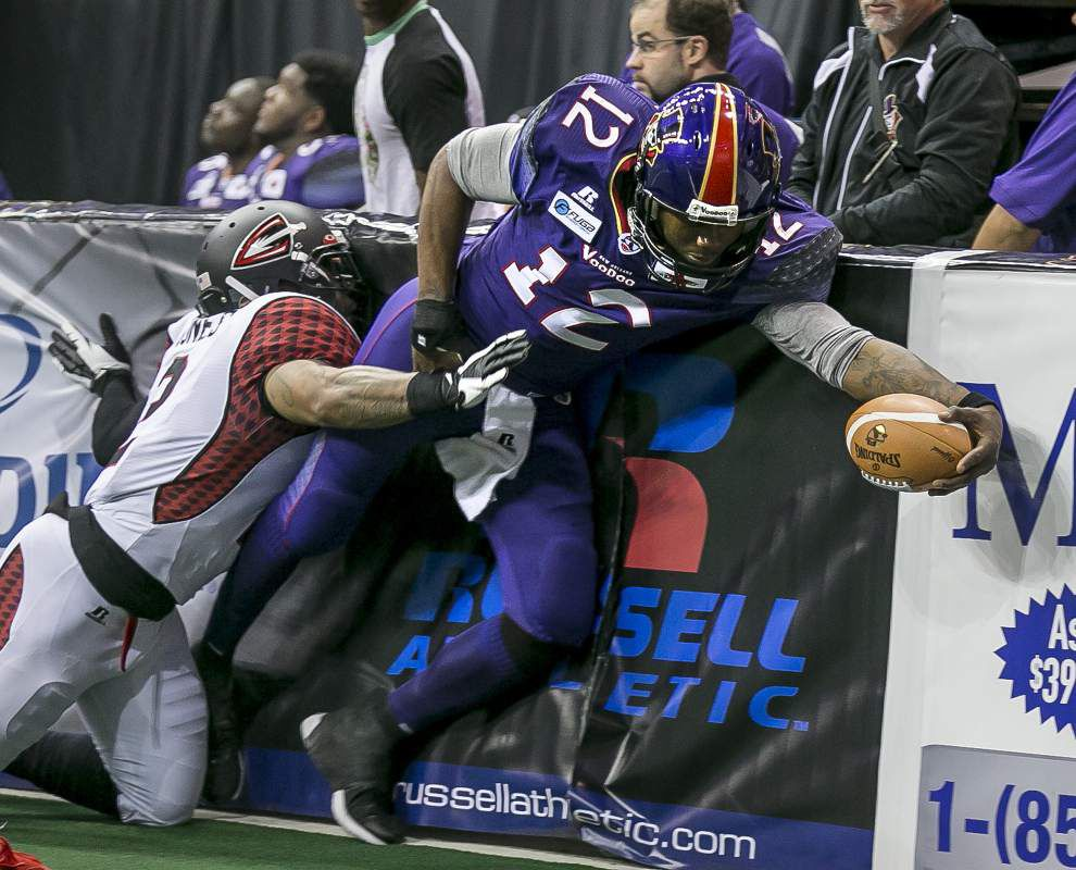 Ryan Perrilloux expected to start for VooDoo _lowres