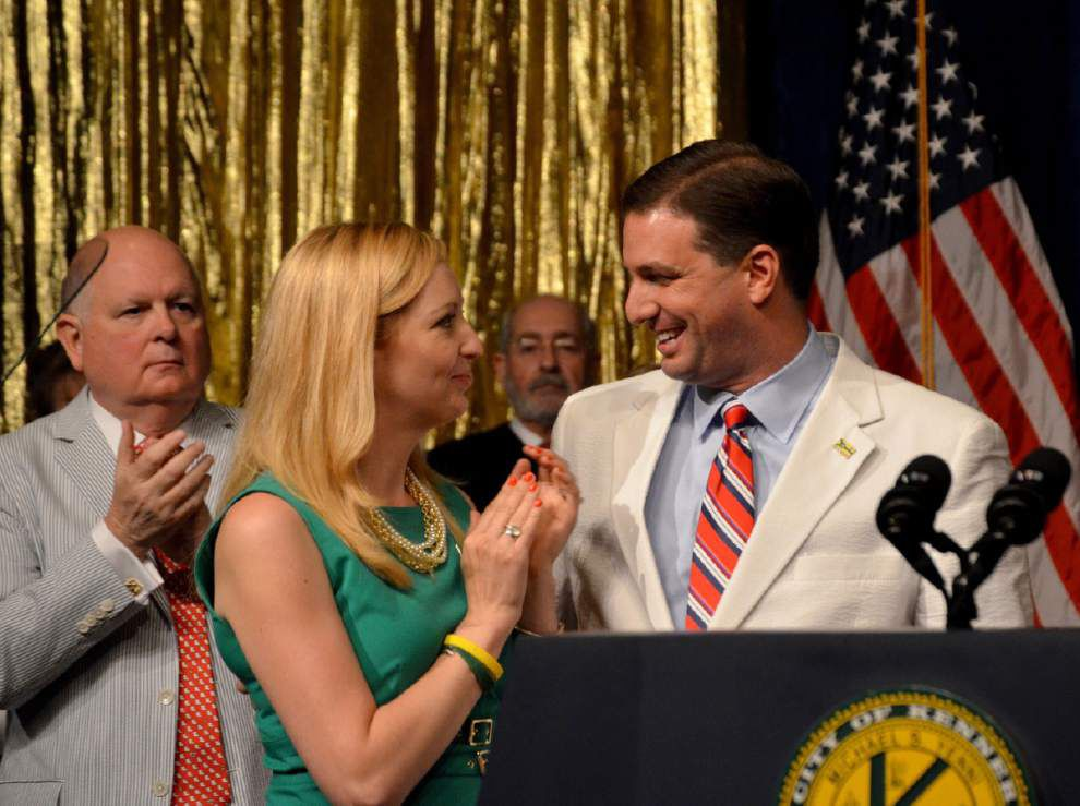 Kenner Mayor Mike Yenni confirms he will run for Jefferson Parish president _lowres