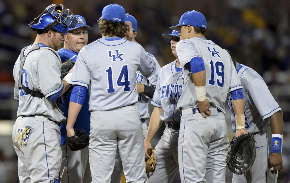Around The SEC: News, notes and previews from baseball in the Southeastern Conference _lowres