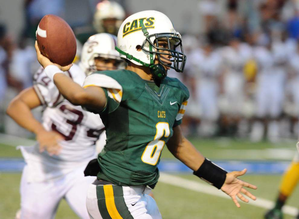 Former Pointe Coupee Central players have been blessing to Livonia _lowres
