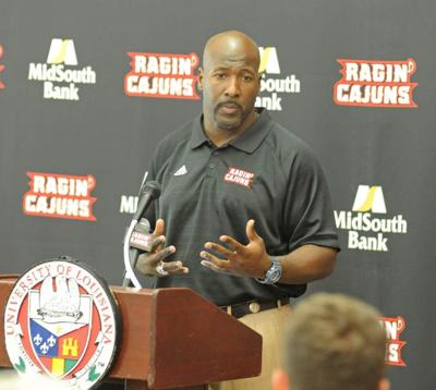 Ragin Cajuns defensive coordinator James Willis to become a defensive assistant coach with the Saints _lowres