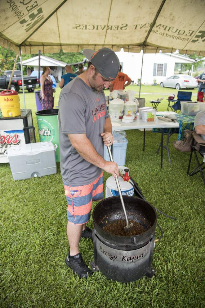 Jambalaya competition offers second chance _lowres