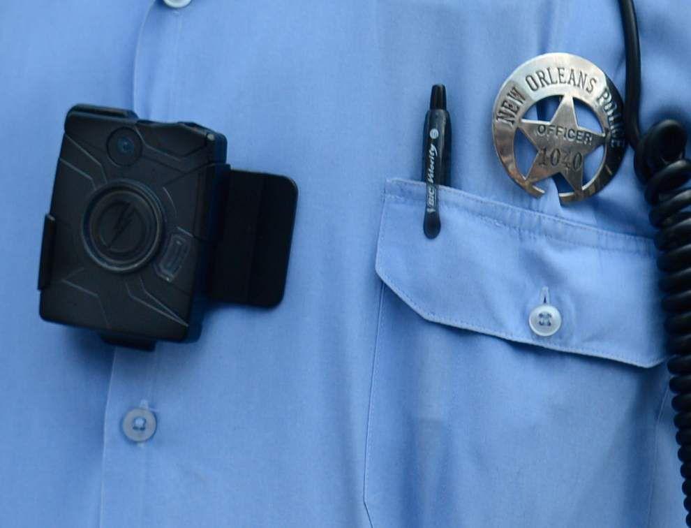 Louisiana legislators back off proposal to block access to police body camera footage _lowres