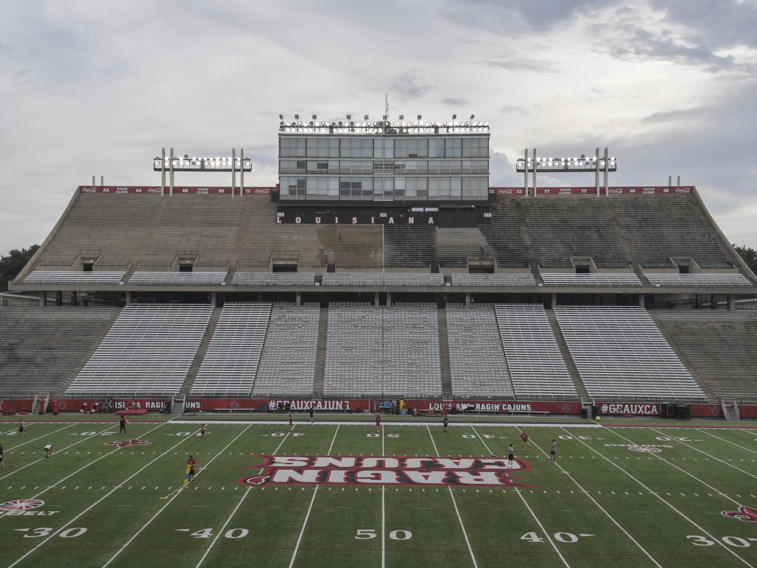 Canceled Ul Home Football Games Could Cost The Lafayette Economy Millions Business Theadvocate Com