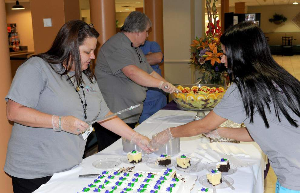 Lane Home Health celebrates 30 years in service _lowres