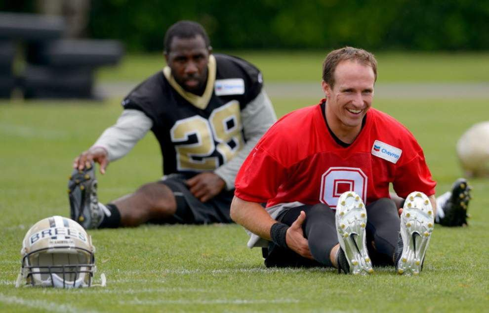 New Orleans father thanks Drew Brees for Ochsner Neonatal Intensive Care Unit donation, webcams helped him keep an eye on son _lowres