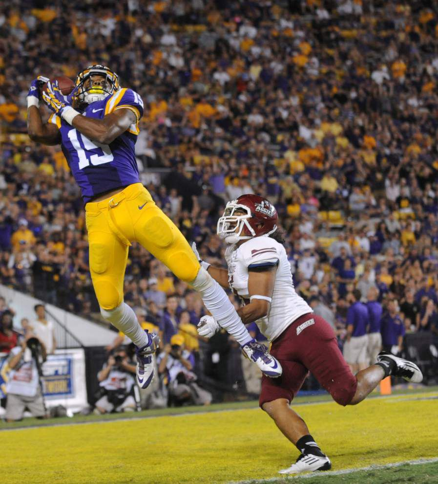 Photos: LSU takes on New Mexico State _lowres