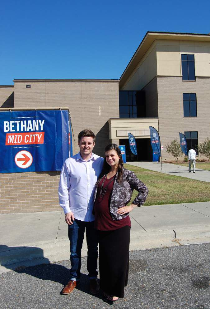 Baton Rouge Community College now hosts Bethany Church services on Sundays _lowres