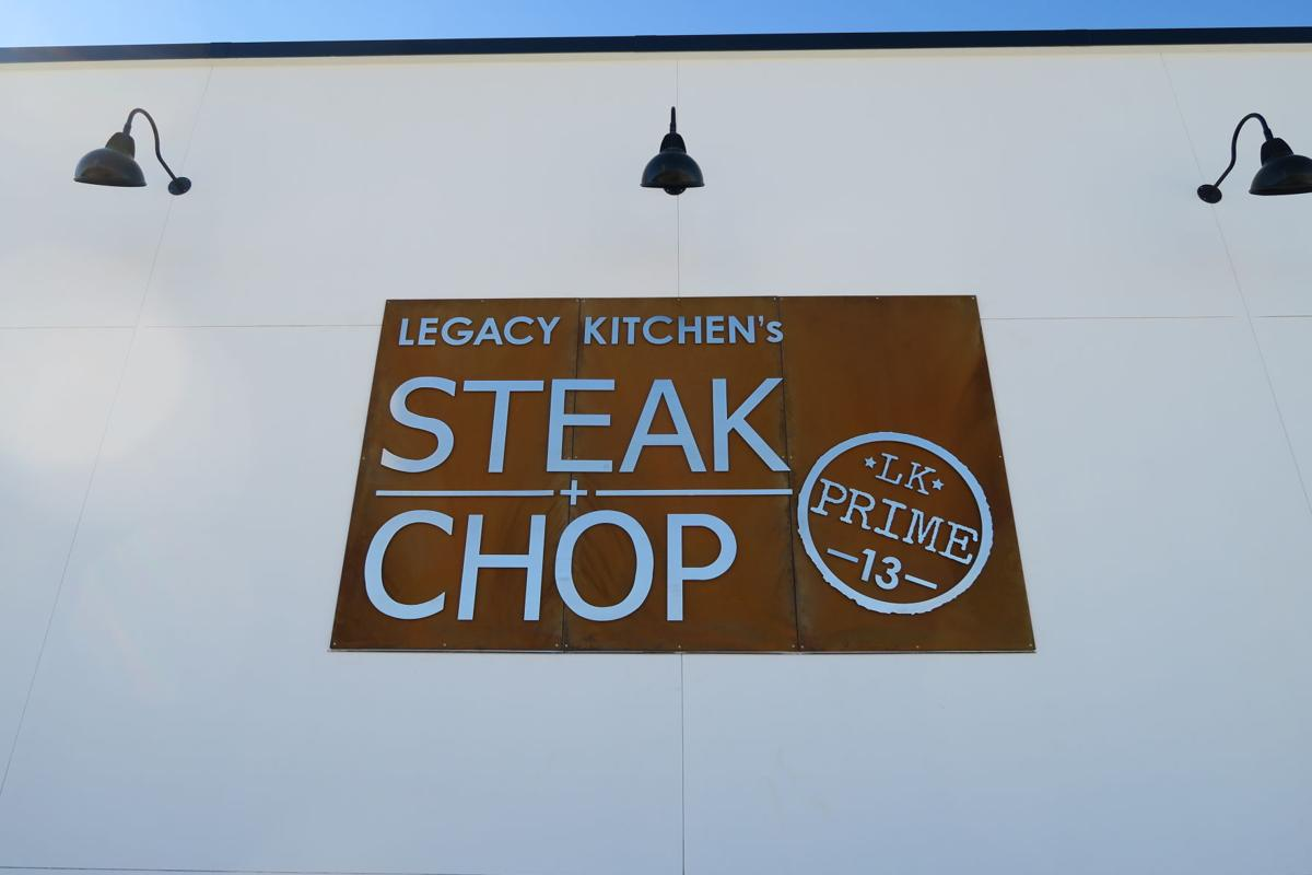 New steakhouse for the West Bank, new direction for a growing local ...