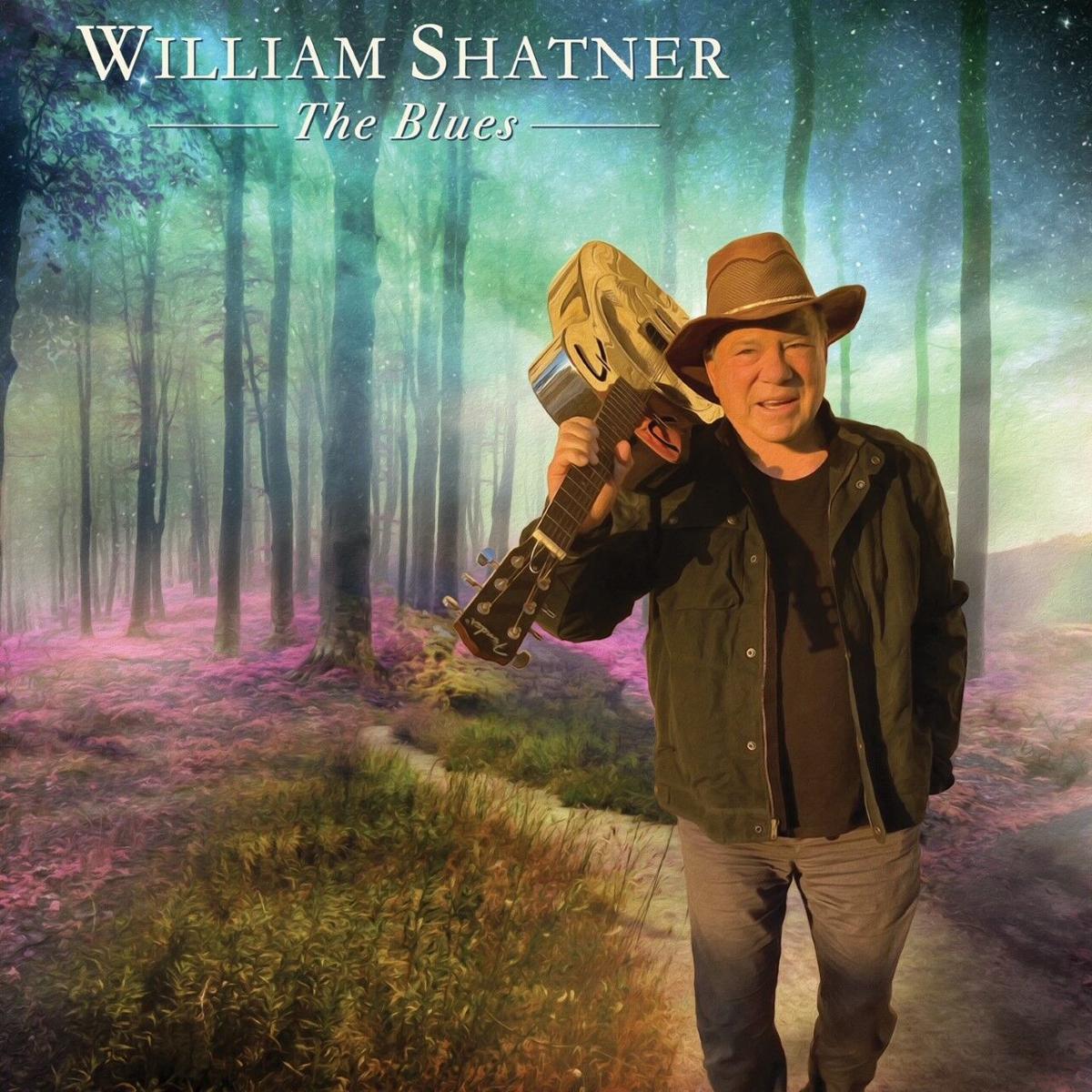 shatner  album cover