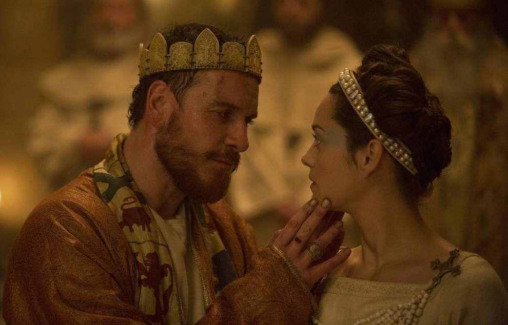 Dark Magic: A worthy retelling of 'Macbeth' _lowres