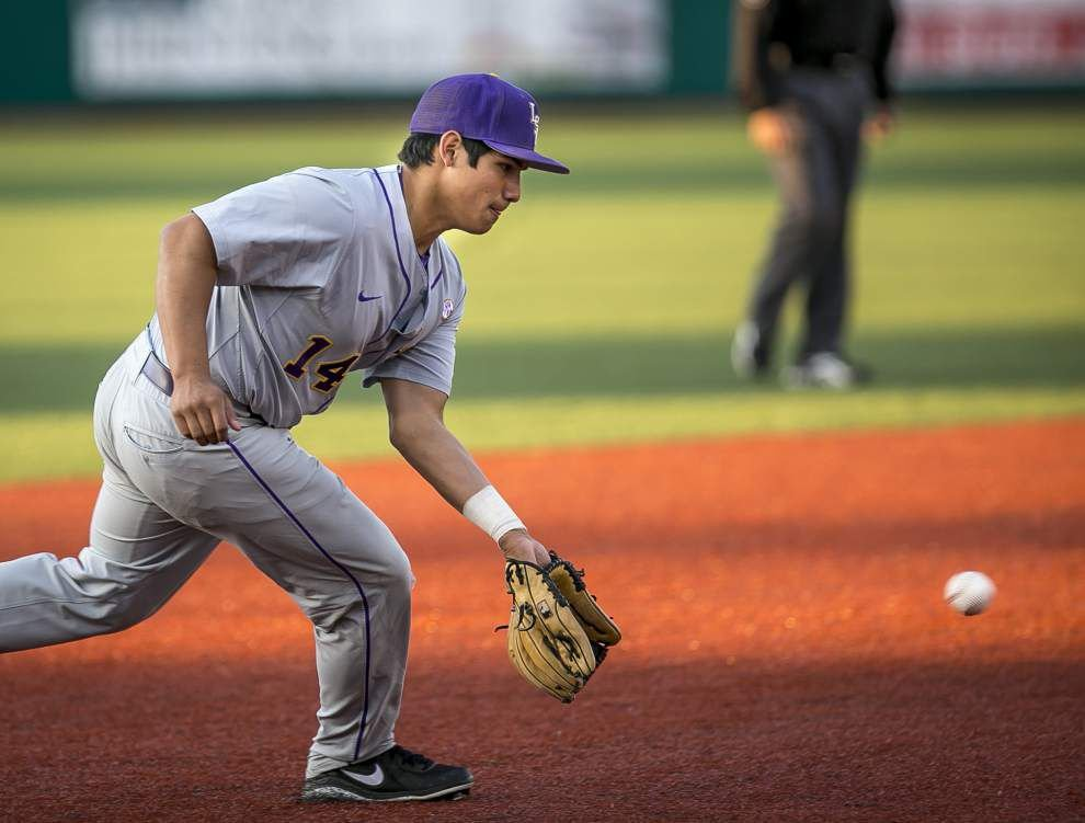 Video: The Advocate's LSU Baseball Show _lowres