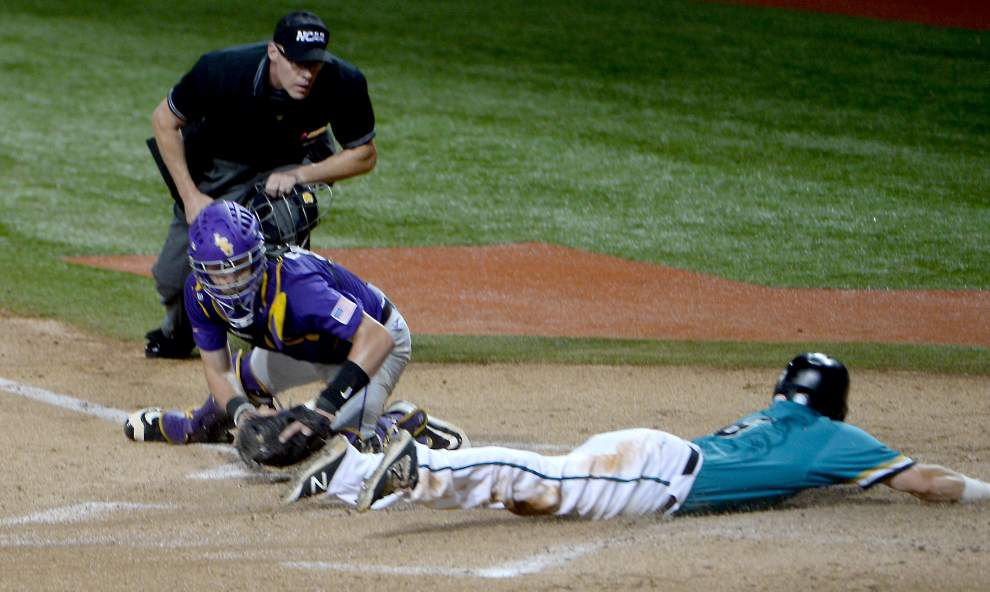 Gallery: Coastal Carolina baseball ends LSU's season in 4-3 thriller _lowres