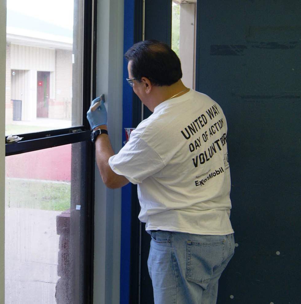 Day of Action benefits Bains Lower Elementary _lowres