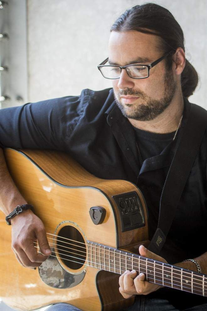 Baton Rouge singer-songwriter Will Wesley discusses new album, book ahead of his Red Dragon show _lowres