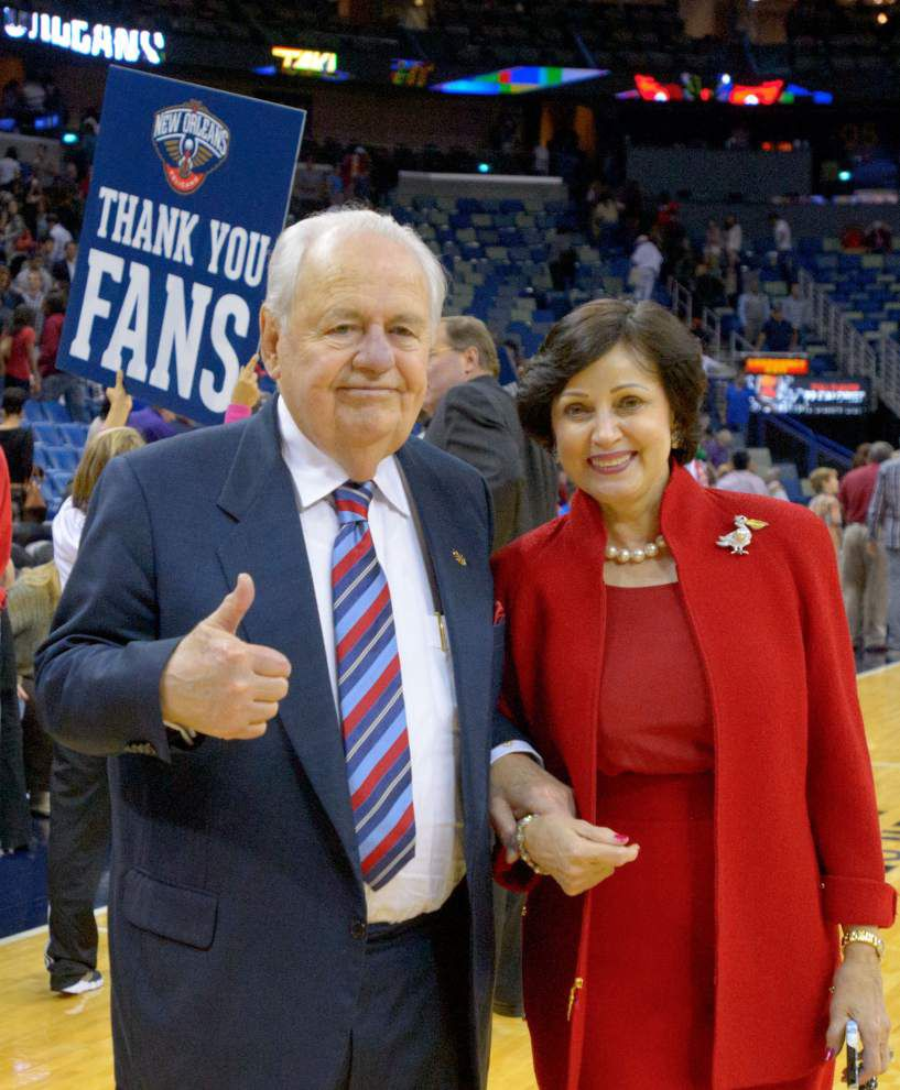Tom Benson on TV: 'There's nothing wrong with me' _lowres