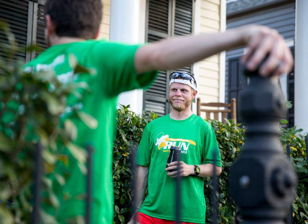 Race within the race: The New Orleans area's best long-distance runners eye bragging rights in the Crescent City Classic 10K _lowres